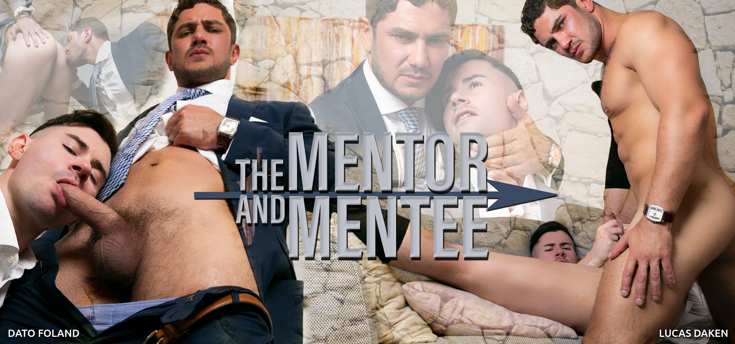 Men at Play The Mentor and Mentee Starring Dato Foland and Lukas Daken