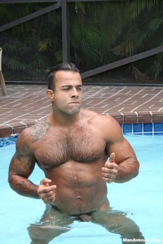 Bodybuilder Beautiful Profiles - Dalton