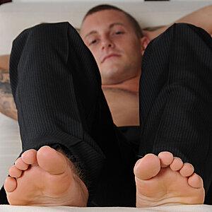 Jake's Perfect Feet & Dress Socks