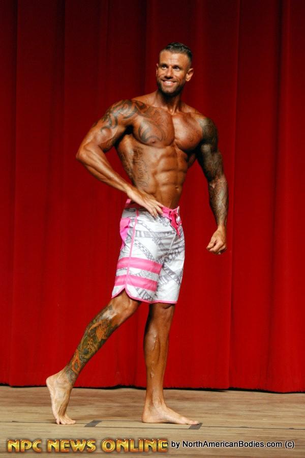 Bodybuilder Beautiful Profiles - Chaz Williams