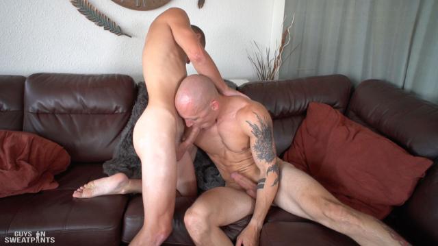Trevor Laster and Theo Brady 11