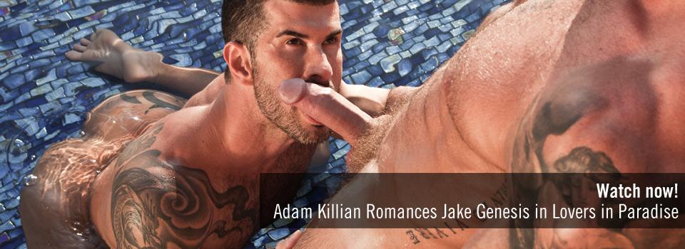 Lovers in Paradise, Scene 3 Adam Killian Romances Jake Genesis