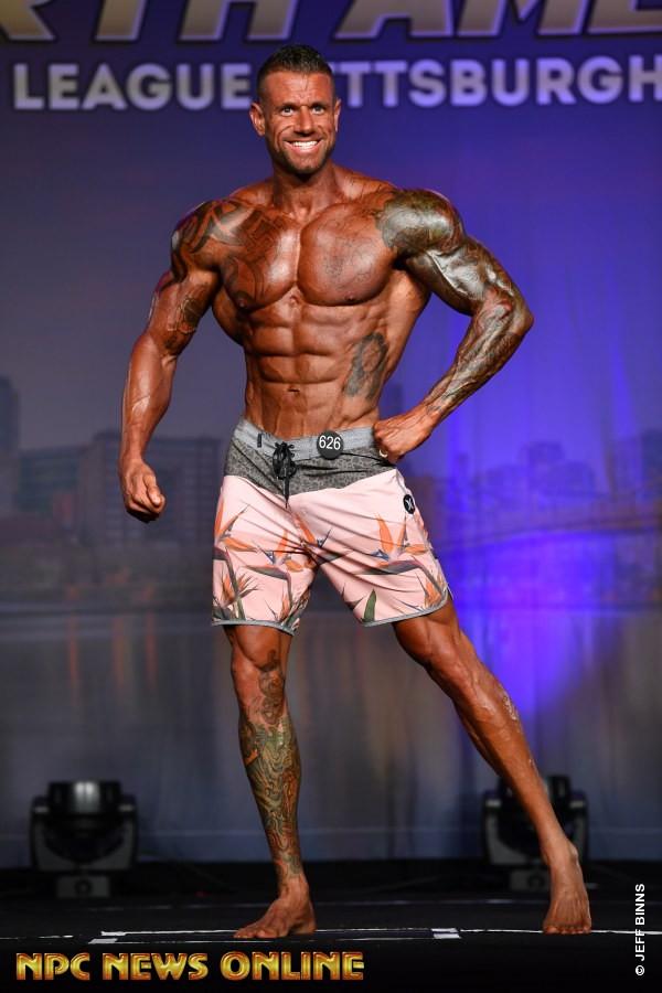 Bodybuilder Beautiful Profiles - Trent Titus