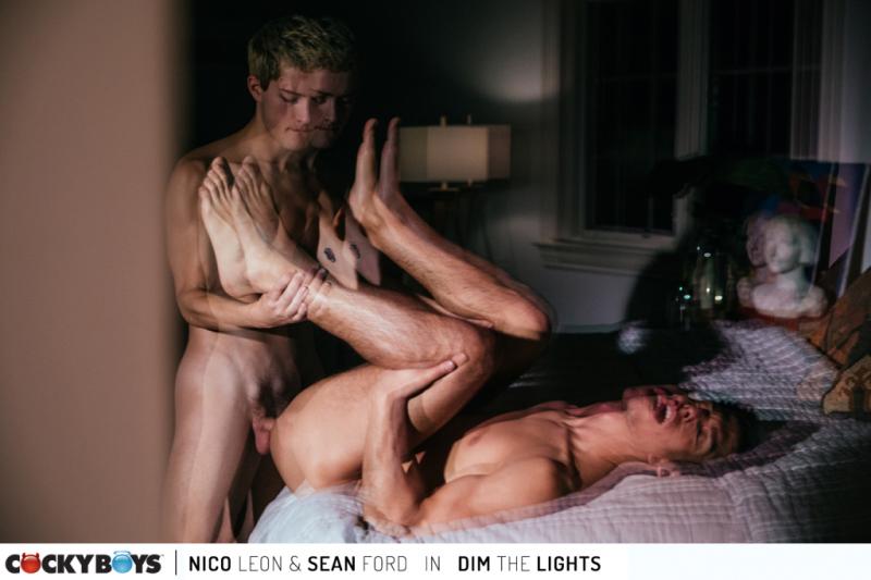 Dim the lights- nico leon-sean ford-437