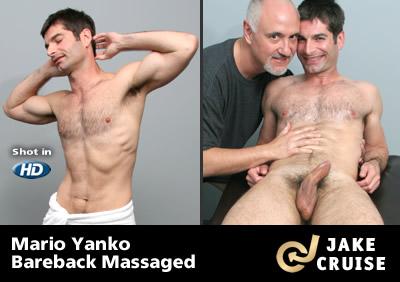 Mario Yanko Bareback Massage