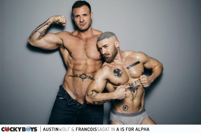 Austin wolf-francois sagat a-for-alpha-8411
