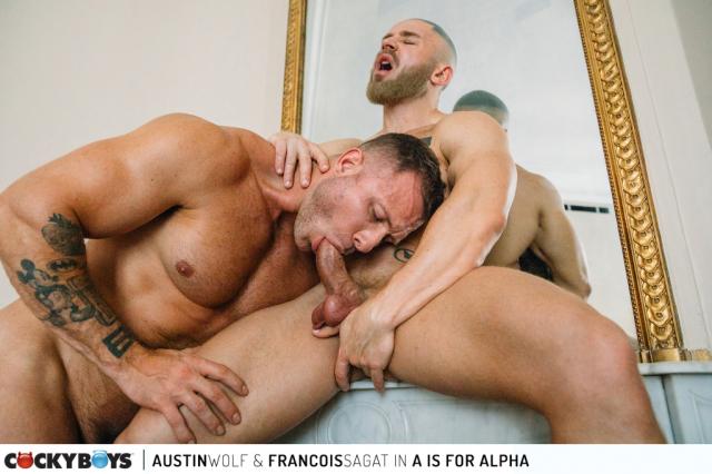 Austin wolf-francois sagat a-for-alpha-8646