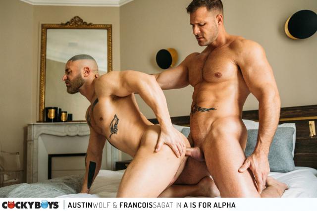 Austin wolf-francois sagat a-for-alpha-8898