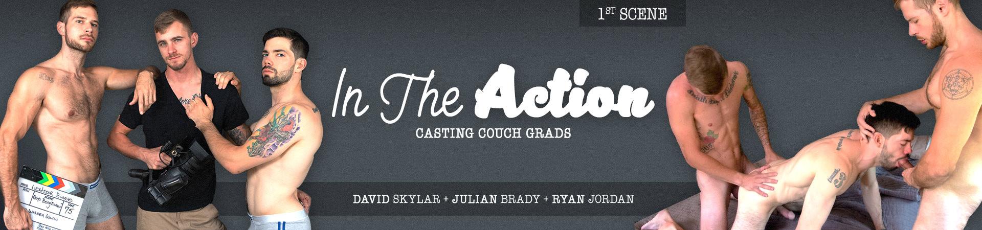 In the Action Featuring David Skyler, Julian Brady, and Ryan Jordan