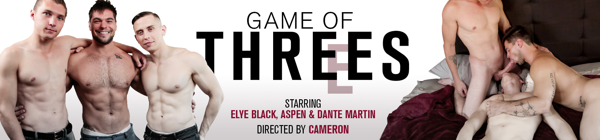 Game of Threes Featuring Aspen, Dante Martin, and Elye Black