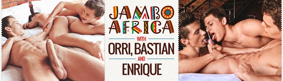 BelAmi Jambo Africa Featuring Bastian Dufy, Enrique Vera, and Orri Aasen