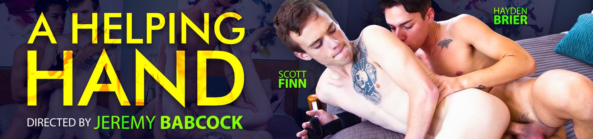 A Helping Hand Featuring Hayden Brier and Scott Finn