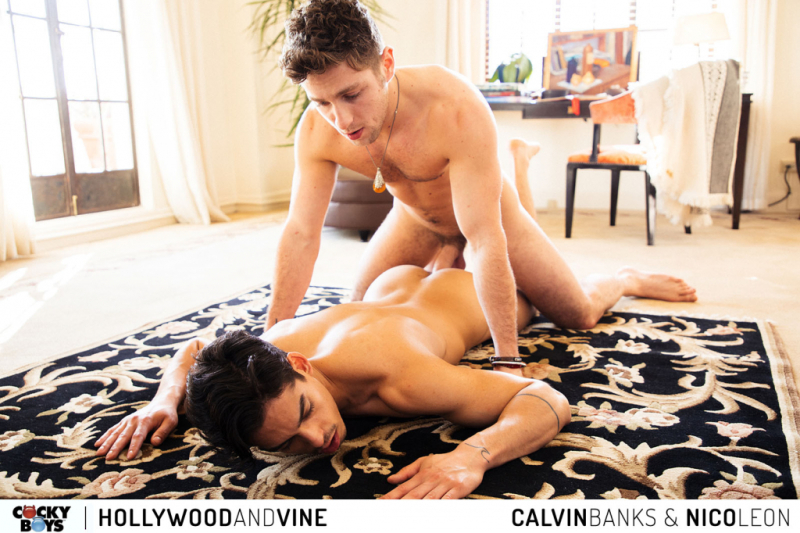 Hollywood  vine - calvin banks  nico leon-1081