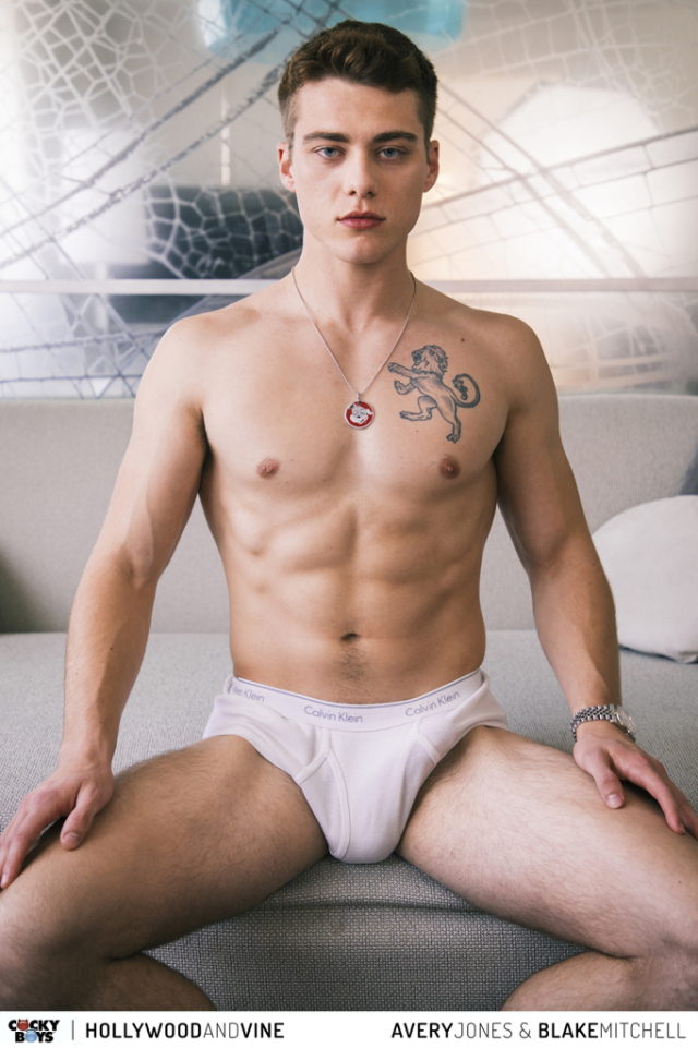 Hollywood  vine avery jones  blake mitchell-9374