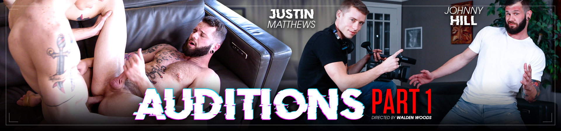 Next Door Studios Auditions - Part 1 Featuring Johnny Hill and Justin Matthews