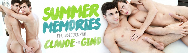 Summer Memories Featuring Claude Sorel and Gino Mosca