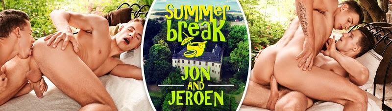 SUMMER BREAK 9 Featuring Jeroen Mondrian and Jon Kael