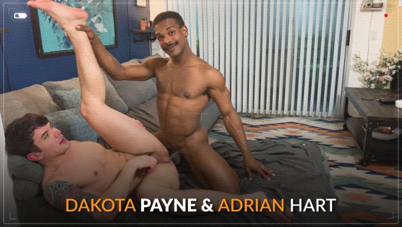 Next Door Homemade: Dakota Payne & Adrian Hart