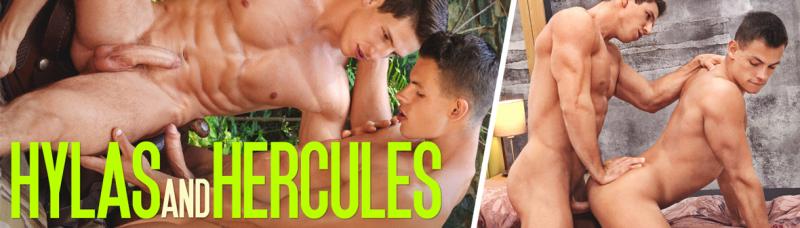 HERCULES & HYLAS... NIKO & JEROEN