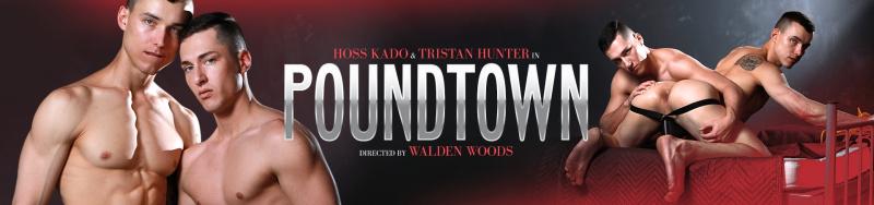 Poundtown Featuring Hoss Kado and Tristan Hunter