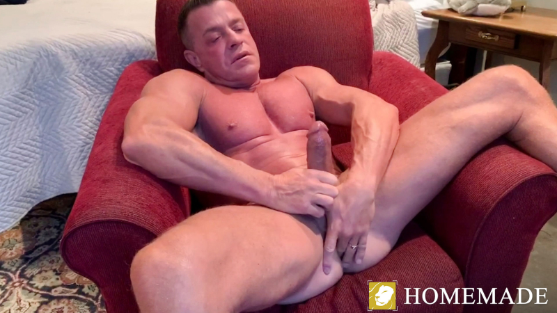 Morning Stroker Featuring Tyler Saint