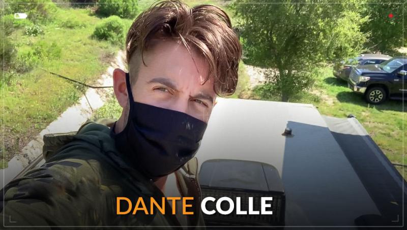 Next Door Homemade: Dante Colle