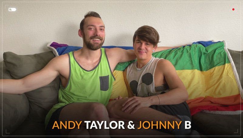 Next Door Homemade: Andy Taylor & Johnny B