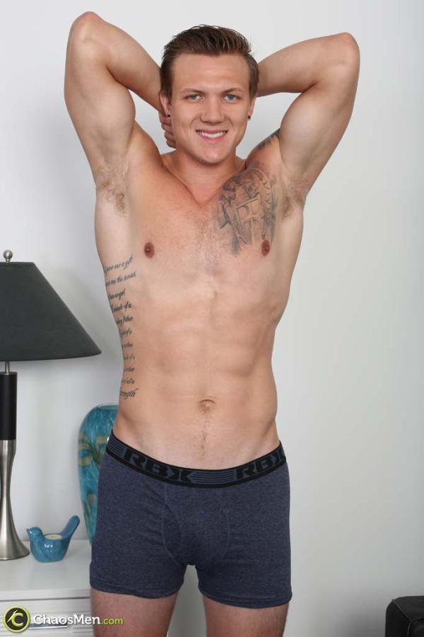 Chaosmen | Shawn Westin: Solo - Bodybuilder Beautiful Updates