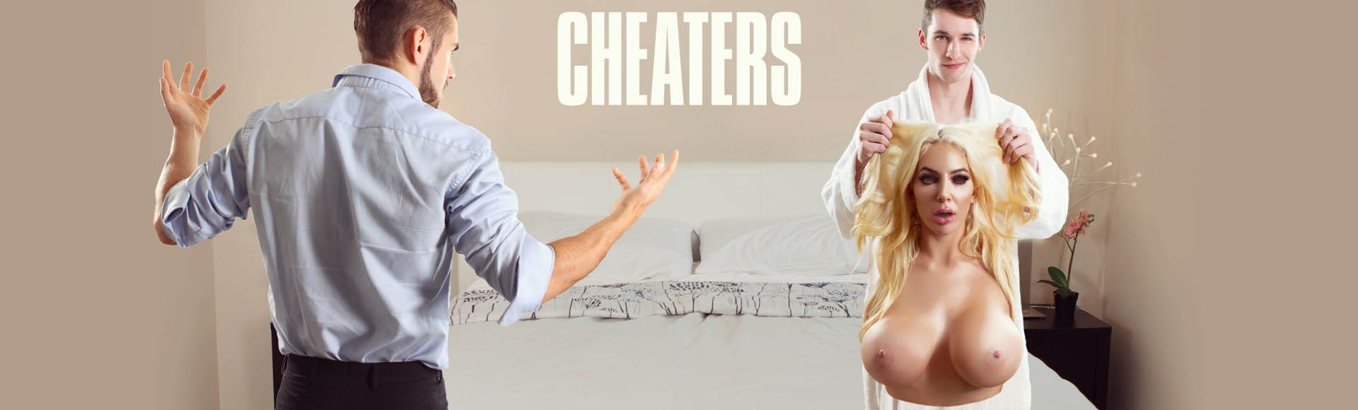 Men Network Cheaters Part 3 Featuring Dante Colle and Thyle Knoxx