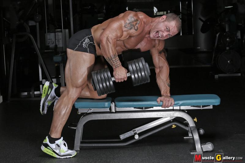 MuscleGallery Caleb Blanchard
