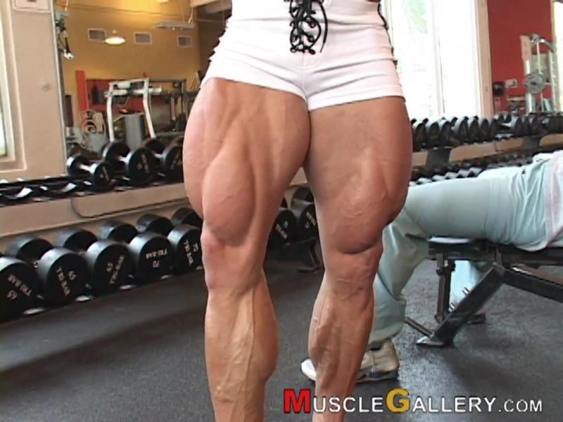 MuscleGallery Antonio Morales Training in Miami