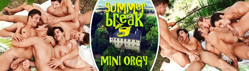 BelAmi's Summer Break 4
