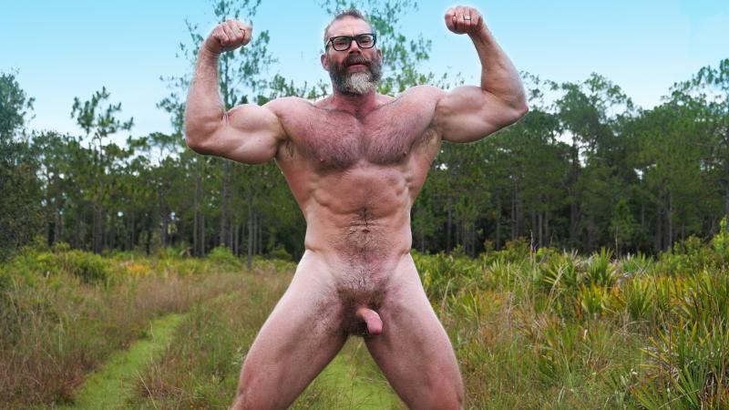 Horny Lumberjack