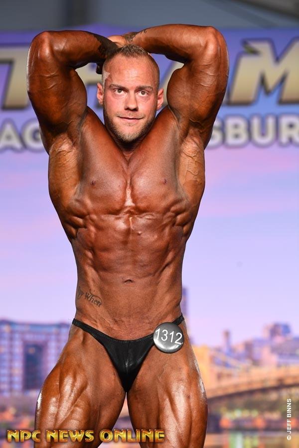 Bodybuilder Beautiful Profiles - Trevor Ryan