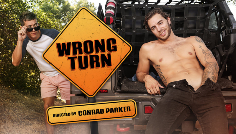 Wrong Turn Featuring Carter Woods and Isaac Parker