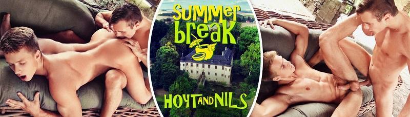 SUMMER BREAK 15 Featuring Hoyt Kogan and Nils Tatum