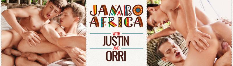 Jambo Africa Featuring Justin Saradon and Orri Aasen