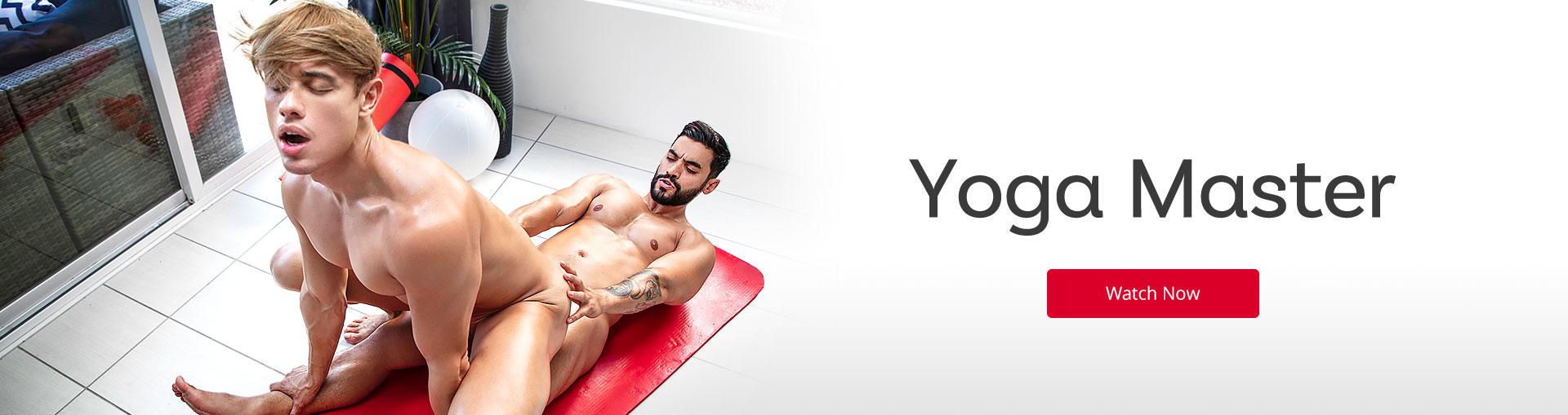 Yoga Master Featuring Alam Wernik and Arad Winwin
