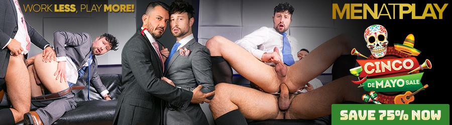 Men at Play Cinco de Mayo Sale