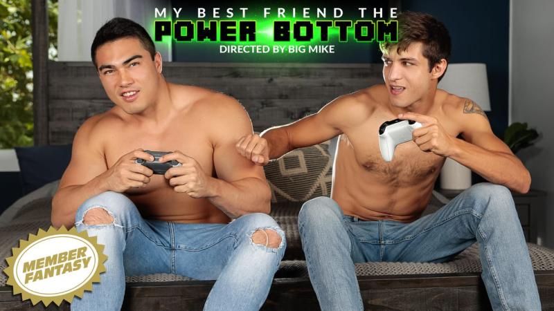 Next Door Studios My Best Friend The Power Bottom (Member Fantasy) Featuring Axel Kane and Elliot Finn