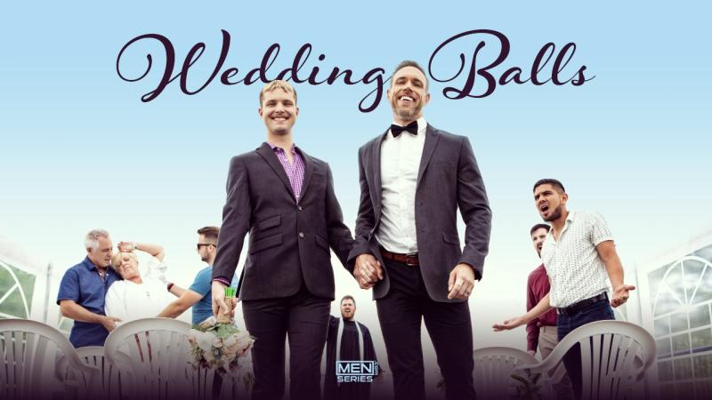 Wedding Balls Part 2 Featuring Alex Mecum, Benjamin Blue, and Malik Delgaty